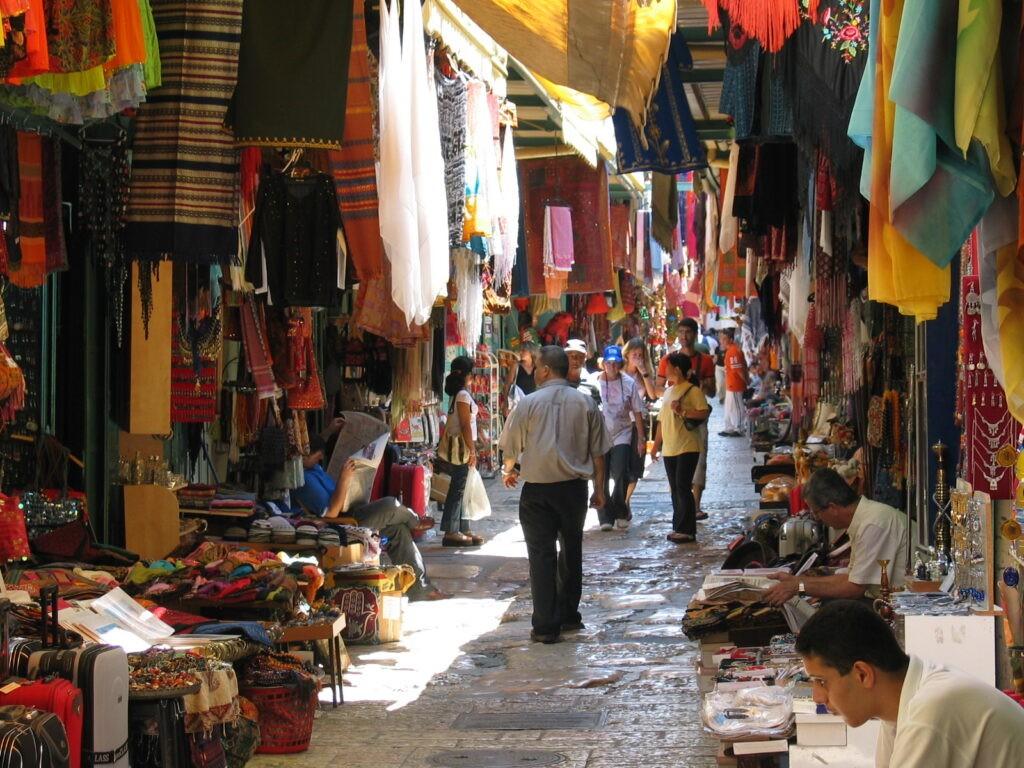 Mercado Arabe viaje a tierra santa 7 Cosas que Deberías Saber Sobre Israel Mercado Arabe